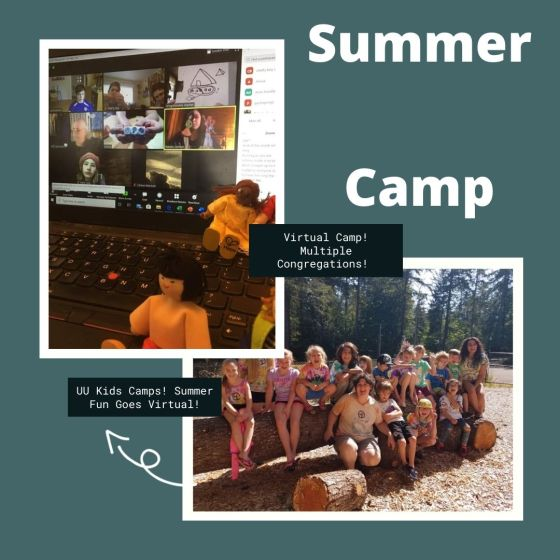 Virtual Camp! Multiple Congregations! (2)